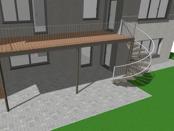 444_geplant aber nicht realisiert-Balkonerweiterung