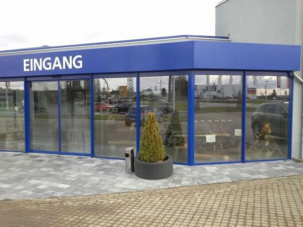 455_Windfang Verkaufsraum
