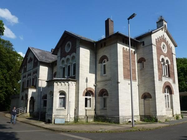 Denkmalgeschützt Bahnhof - Architekturbüro Schleder, Bad
